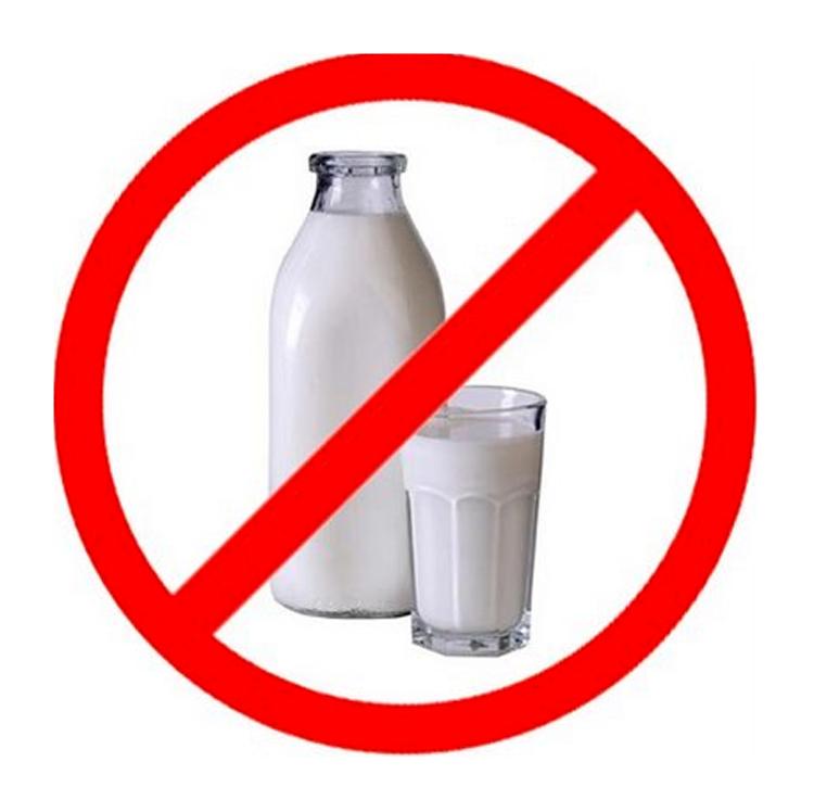 causas da intolerância a lactose