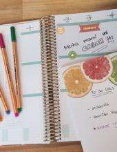 Esse bloco de notas é ótimo! Uso muito como rascunho, antes de passar os compromisso para o planner!