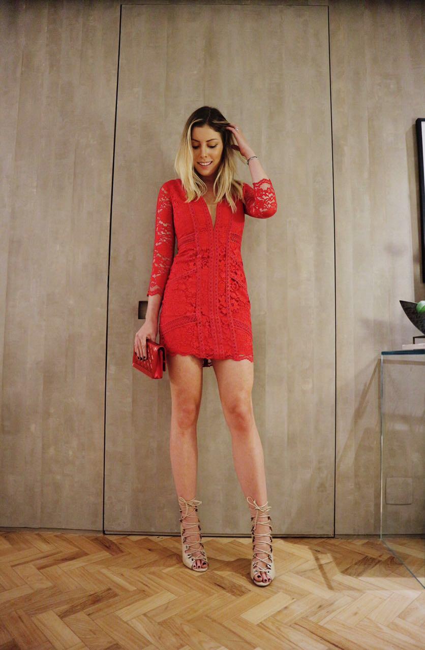 O vestido é da Pop Up Store!