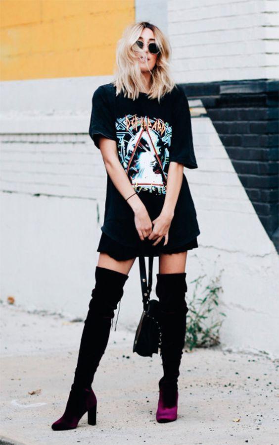 Maxi tshirt FJ (3)